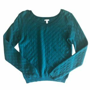 bp Textured Pullover Sweater NWOT Jrs S